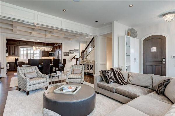 an impressive townhome luxury properties