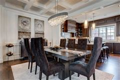 an impressive townhome luxury homes