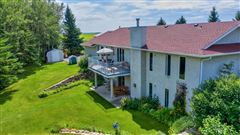 Mansions this fantastic property boasts amazing mountains and coulee views