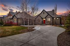 Mansions in premier street in exclusive Elbow Valley