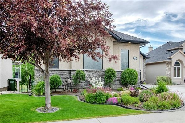 Spacious Walkout Bungalow on the Beautiful Bow River luxury properties