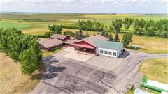 Airport property in rural foothills luxury homes
