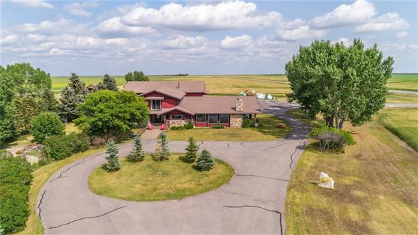 Airport property in rural foothills luxury real estate