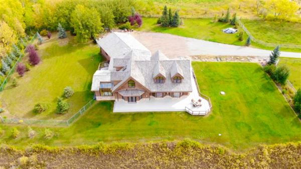 Gorgeous 160 acre property luxury homes