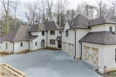 spectacular new home on beautiful private lot luxury properties