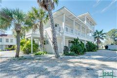 Luxury homes enjoy ocean views on a private street