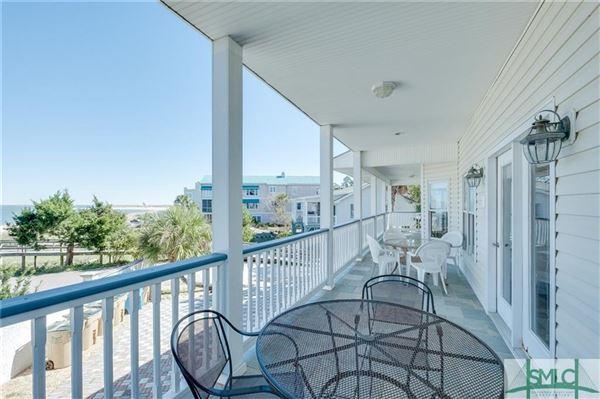 Luxury homes in enjoy ocean views on a private street