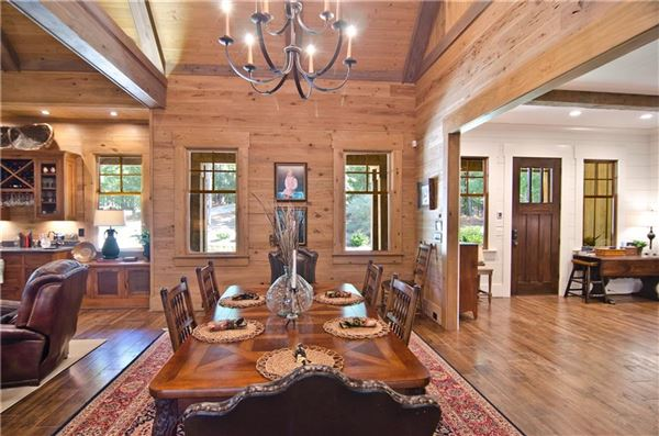 Luxury homes dogwood farm
