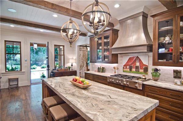 Luxury real estate dogwood farm