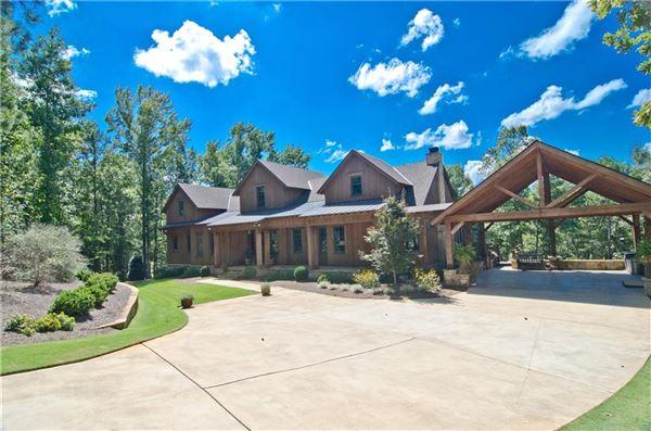 dogwood farm mansions