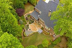 Overlook at Marietta Country Club - Golf Club Community luxury properties