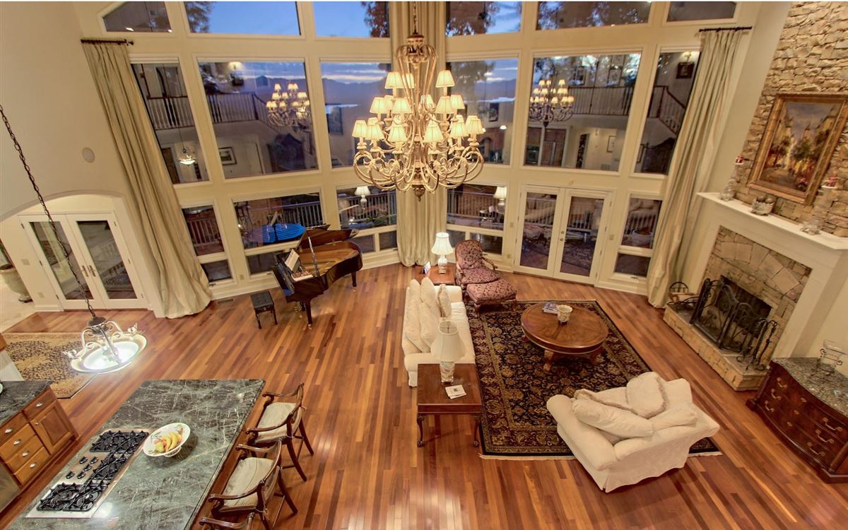 Luxury properties incredible one of a kind home in North Carolina