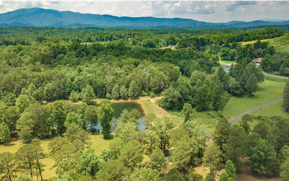 Luxury homes 200 acre mountain estate