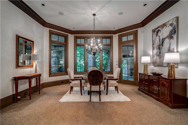 Luxury homes beautiful private gated estate