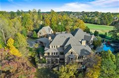 Luxury homes in a premier estate in duluth