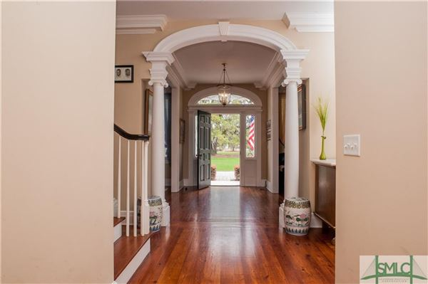 Exquisite home within The Ford Plantation mansions