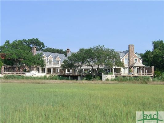 Luxury real estate extraordinary Sea Island estate