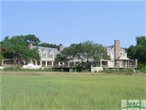 Luxury properties extraordinary Sea Island estate