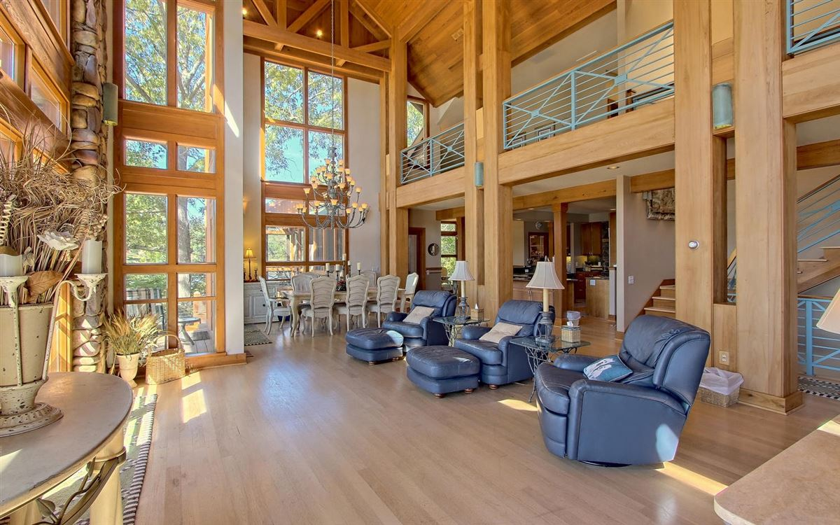 Mansions incredible lake front property in hayesville