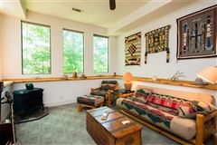 custom private retreat on Raccoon creek luxury properties