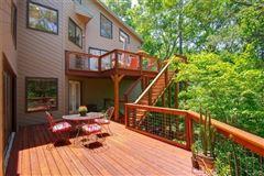 Luxury properties custom private retreat on Raccoon creek