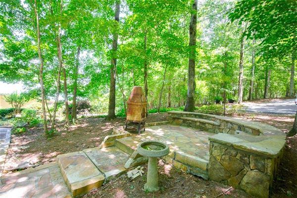 Mansions custom private retreat on Raccoon creek