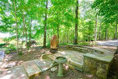 Mansions in custom private retreat on Raccoon creek
