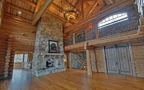 magnificent mountain estate home in hayesville luxury homes