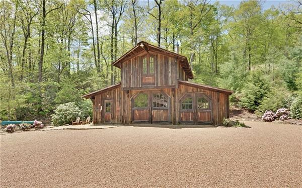 Wintermont - 248 acre mountain property mansions
