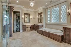 Mansions in manor home on a private gated lot in chastain park