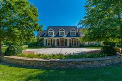 Luxury homes in Uniquely elegant yet charming on 48 acres