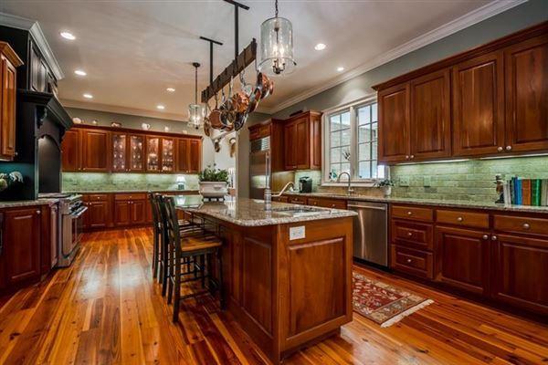 Uniquely elegant yet charming on 48 acres mansions