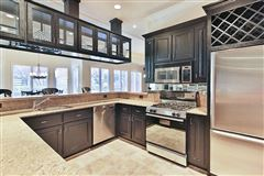 Luxury real estate sophisticated styling with beautiful craftsmanship