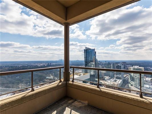 Luxury properties create a magnificent home in the sky
