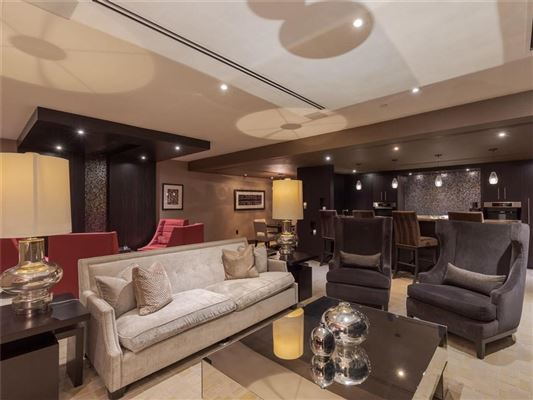 Luxury homes create a magnificent home in the sky