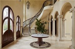 Majestic European gated estate luxury properties