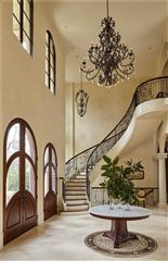 Mansions Majestic European gated estate