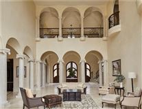 Luxury homes in Majestic European gated estate
