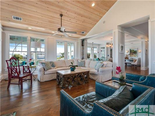 stunning home on tybee island luxury real estate