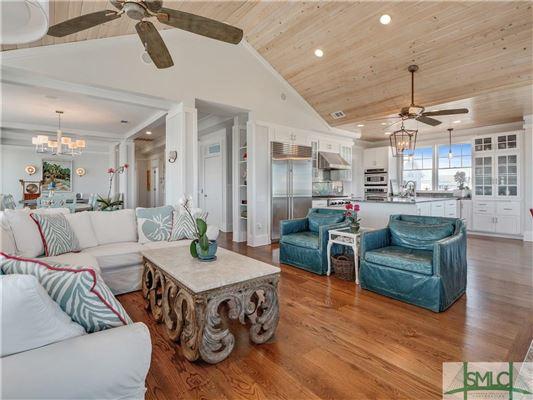 Luxury properties stunning home on tybee island