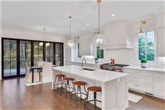 Stunning New Construction in Historic Brookhaven luxury real estate