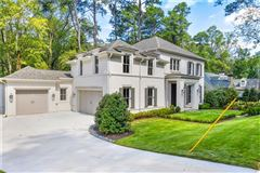 Stunning New Construction in Historic Brookhaven luxury homes