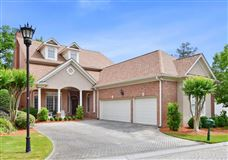 Mansions in private, gated community