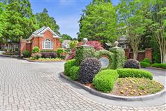 private, gated community mansions