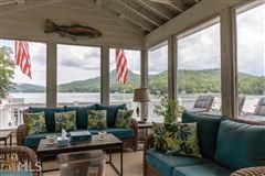 custom designed Lake Burton house mansions