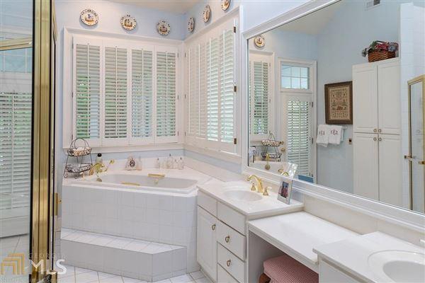 Luxury properties custom designed Lake Burton house