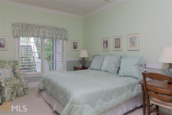 Luxury homes in custom designed Lake Burton house