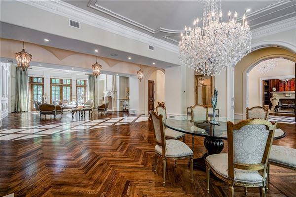 Luxury properties gated estate on resort-like grounds