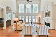 Mansions Beautiful renovation on handsome golf course estate