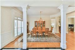 Luxury homes in Beautiful renovation on handsome golf course estate
